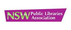 New South Wales Public Libraries Association logo